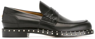 Valentino Soul Rockstud loafers