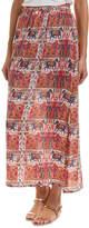 Tolani Silk Skirt