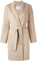 Max Mara 'Nancy' coat - women - Angora/Virgin Wool - 38