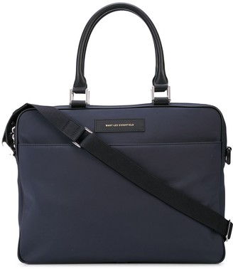 WANT Les Essentiels Haneda 15 slim computer bag