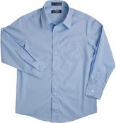 JCPenney French Toast Long-Sleeve Oxford Dress Shirt - Boys 8-20 and Husky