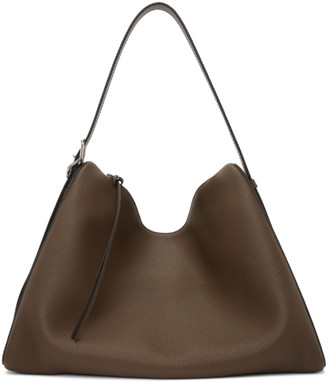 Loewe Brown Large Berlingo Messenger Bag