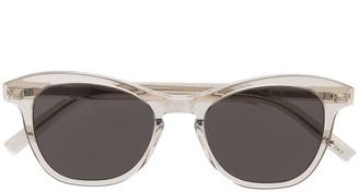 Saint Laurent SL356 cat-eye sunglasses