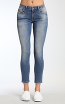 Mavi Jeans Alexa Ankle Skinny In Mid Shaded Tribeca