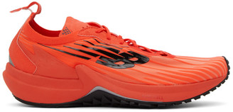 New Balance Red and Black FuelCell Speedrift Sneakers