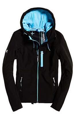 Superdry Women's Summer Hooded Windtrekker Jacket,Medium (Size: )