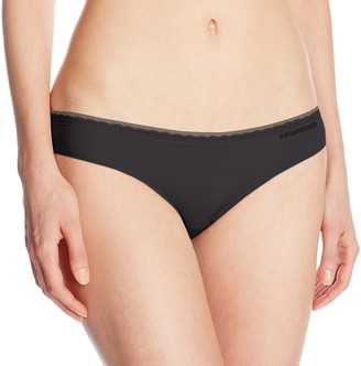 Emporio Armani Women's Sophisticated Microfiber Brief