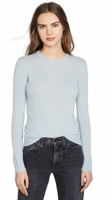 Theory Women's Crew Neck Cashmere Pullover