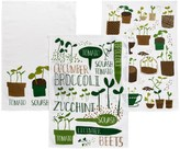 Now Designs Printed Dish Towels - Set of 3