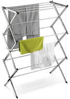 Honey-Can-Do Chrome Accordion Drying Rack 24 Linear Feet