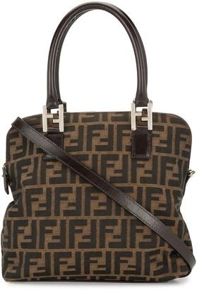 Fendi Pre-Owned Zucca pattern handbag