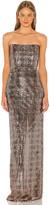 Mason by Michelle Mason Corset Gown