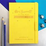 Luna Studio Designs Best Teacher Ever Notebook