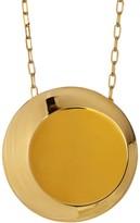 Botkier Round Pendant Chain Necklace