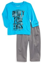 Under Armour Infant Boy's Built For This T-Shirt & Pants Set