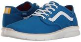 Vans Iso 2 Blue/True White) Skate Shoes