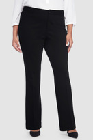 NYDJ Teresa Trouser In Knit Twill In Plus