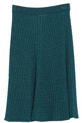 Vicolo Knee length skirt