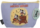 Mad Beauty Mickey Mouse Vintage Disney Wash Bag