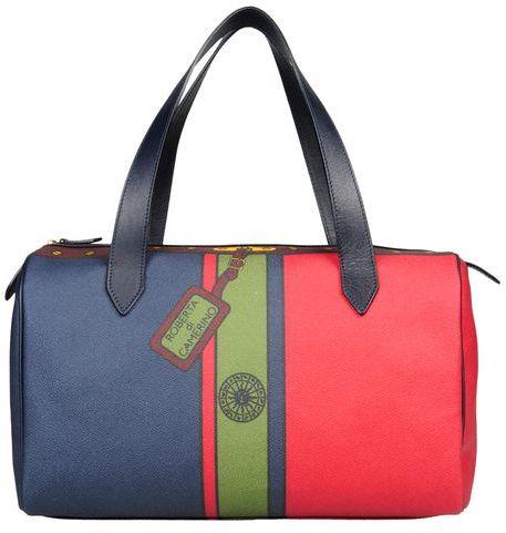 Roberta Di Camerino Medium fabric bag