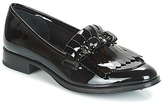 Myma PROTO women's Loafers / Casual Shoes in Black