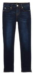 Hudson Teagan Convertible Crop Skinny Jeans