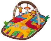 Infantino Take & Play Safari Activity Gym & Play Mat