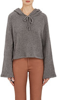 The Elder Statesman Women's Cashmere Hooded Sweater