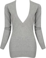 LS V-Neck Sweater