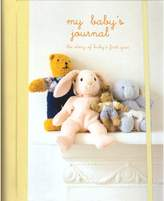 Ryland and Smalls My Baby's Journal Unisex