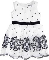Ermanno Scervino Embroidered Organza Dress