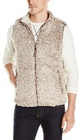 True Grit Men's Frosty Tipped Pile Double up Vest