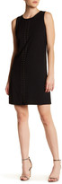Chetta B Sleeveless Shift Dress