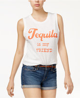 Junk Food Clothing Tequila Graphic Tank Top