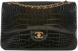 Chanel Black Exotic leathers Handbags