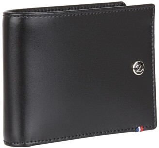 S.t. Dupont Leather Billfold Wallet