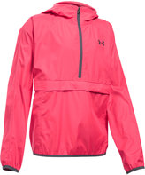 Under Armour Hooded Jacket, Big Girls (7-16)