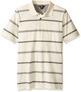 Volcom Men's Wowzer Stripe Polo Shirt