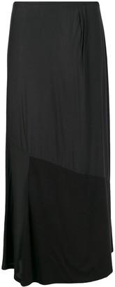 Yohji Yamamoto Pre-Owned 1990's Panelled Midi Skirt