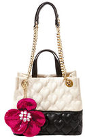 Betsey Johnson Be My Better Half Shopper Bag