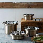 west elm KN Bronze Finish Cookware - 8 Pc.-Set