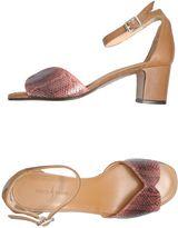 Rebeca Sanver High-heeled sandals