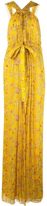 Alexis Floral Print Jumpsuit