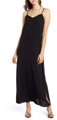 Halogen Camisole Maxi Dress