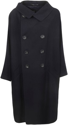 Y's Ys Double Breasted Coat