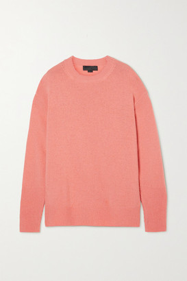 Stella McCartney Cashmere And Wool-blend Sweater - Peach
