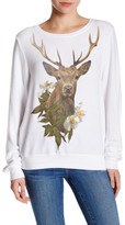 Wildfox Couture Forrest Friend Pullover