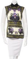Givenchy Printed Sleeveless Top