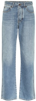 Victoria Victoria Beckham Arizona high-rise straight jeans