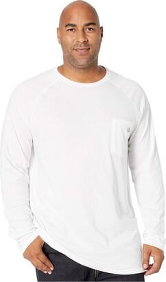 Dickies Men's Temp-iQ Performance Cooling Long Sleeve T-Shirt Big-Tall